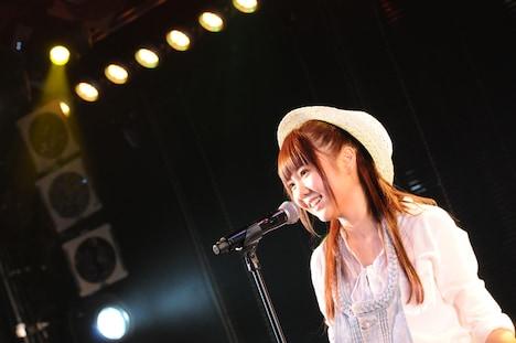 仲俣汐里(2011年10月、チーム4「僕の太陽」公演より)