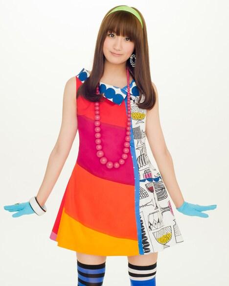 フランスでも「Na chan(なちゃーん)」の愛称で親しまれる麻生夏子。