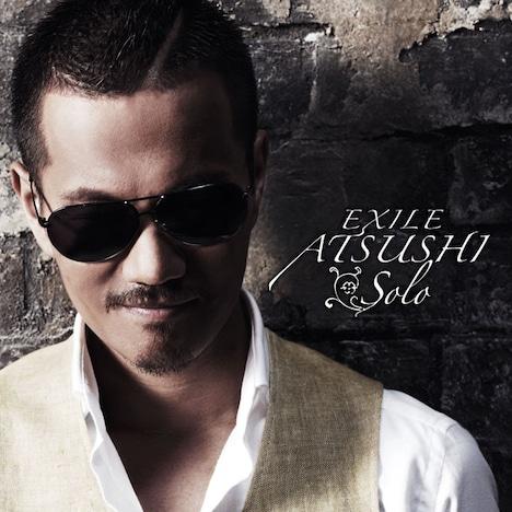 EXILE ATSUSHI「Solo」ジャケット