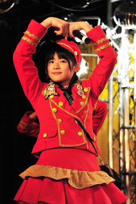 前田憂佳は大晦日12月31日のファンクラブイベントを最後にスマイレージを卒業。当面は学業に専念するとのこと。
