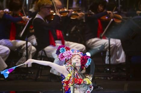椎名林檎(Vo)(撮影:荒井俊哉)