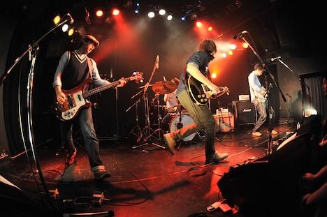 SCOTT GOES FOR(写真は2月18日の高円寺HIGH公演より)
