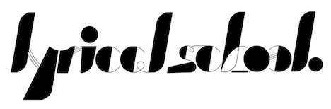 「lyrical school」ロゴ