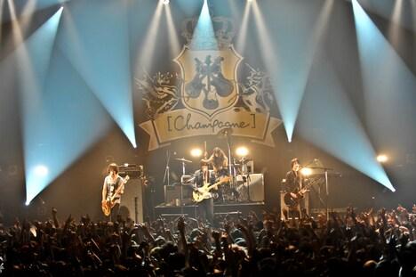 写真は6月30日に行われた[Champagne]のSHIBUYA-AX公演の様子。