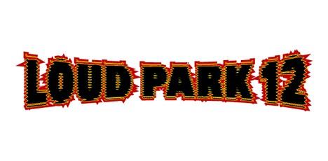 「LOUD PARK 12」ロゴ