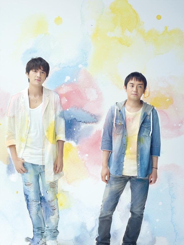 ゆず15周年ドーム公演「YUZU YOU」がDVD / Blu-ray化 - 音楽ナタリー