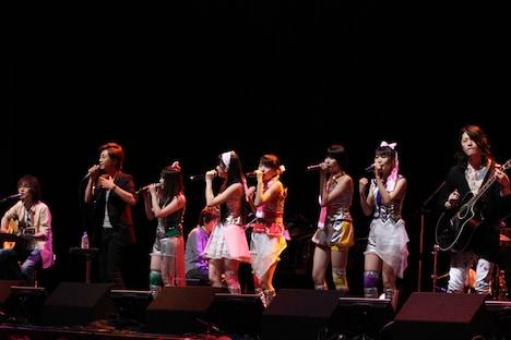 出演メンバー全員による「あの素晴らしい愛をもう一度」の大合唱。