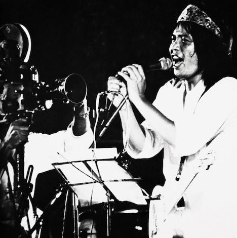 吉田拓郎「吉田拓郎ライブ コンサート・イン・つま恋'75」ジャケット
