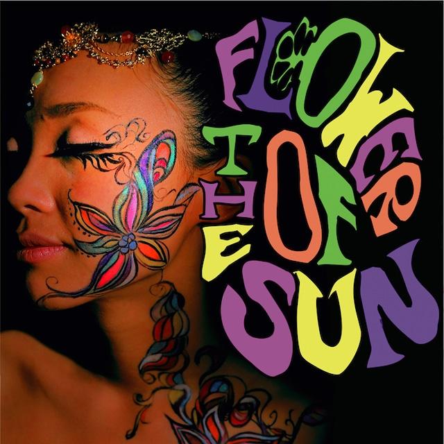 2012年11月にリリースされたCOMA-CHIのデジタルシングル「Flowe of the sun」配信ジャケット。