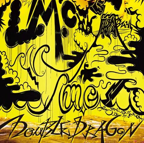 LM.C「DOUBLE DRAGON」通常盤ジャケット
