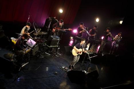 「星野源 ワンマンの秋」Zepp Tokyo公演の様子。