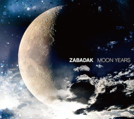 ZABADAK「MOON YEARS」ジャケット