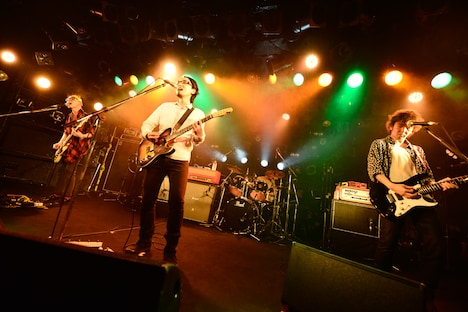 Yutaka Furukawaが1月30日に行ったライブの模様。