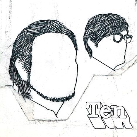 キリンジ「Ten」ジャケット