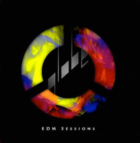 globe「globe EDM Sessions」ジャケット