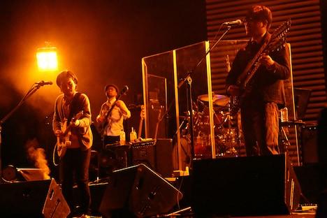 キリンジ「KIRINJI TOUR 2013」最終公演より。