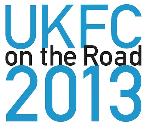 「UKFC on the Road 2013」ロゴ