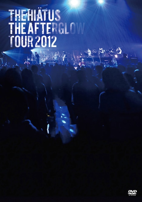 the HIATUS「The Afterglow Tour 2012」DVD盤ジャケット