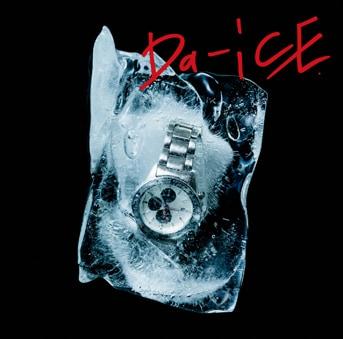 Da-iCE「I'll be back」通常盤ジャケット