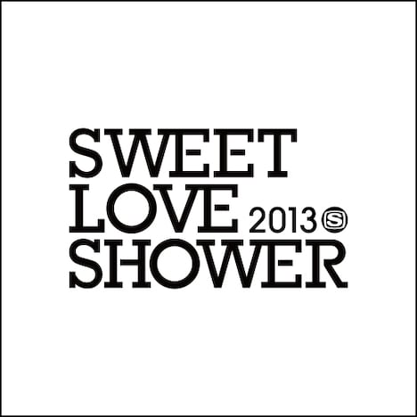 「SPACE SHOWER SWEET LOVE SHOWER 2013」ロゴ