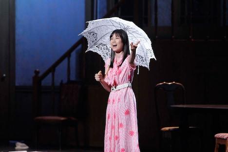 6月2日昼公演の「16人のプリンシパル deux」2幕より、生田絵梨花。