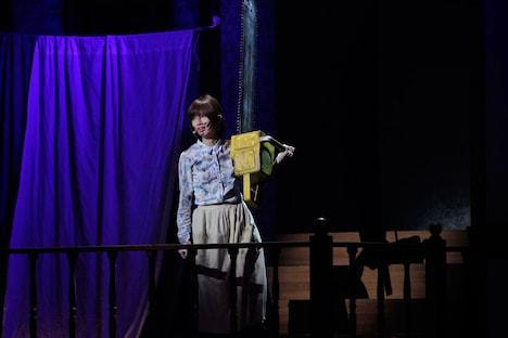 6月2日昼公演の「16人のプリンシパル deux」2幕より、橋本奈々未。