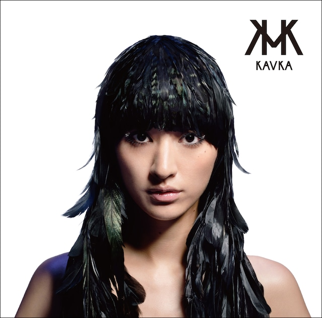 今年9月にリリースされたシシド・カフカの1stアルバム「カフカナイズ」通常盤ジャケット。