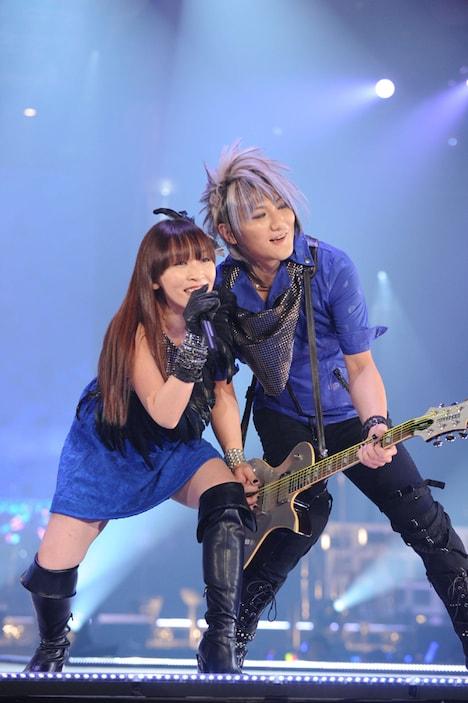 angela (c)Animelo Summer Live 2013/MAGES.