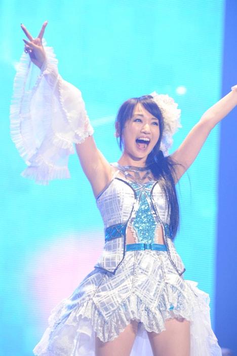 水樹奈々 (c)Animelo Summer Live 2013/MAGES.