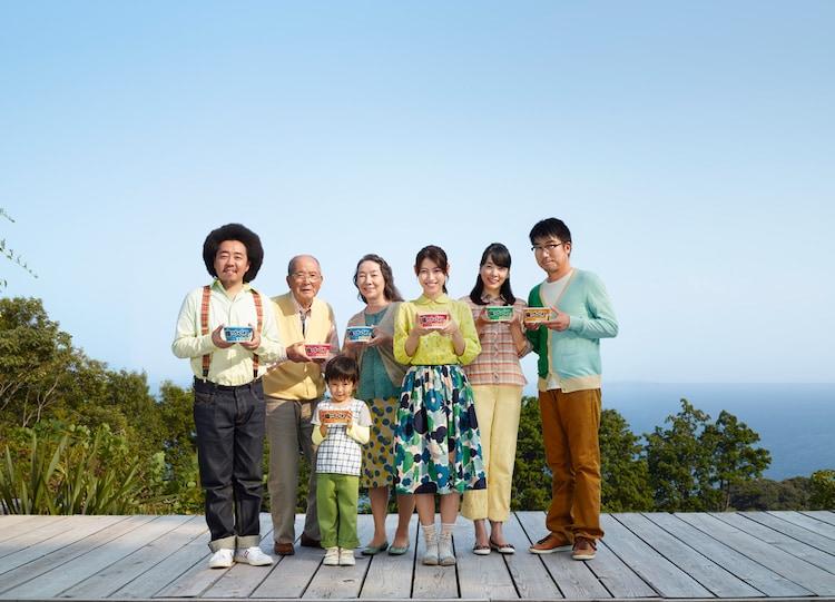 東洋水産株式会社「マルちゃん 麺づくり」キービジュアル