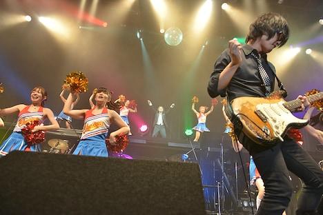 「YANO MUSIC FESTIVAL 2013」オープニングの様子。