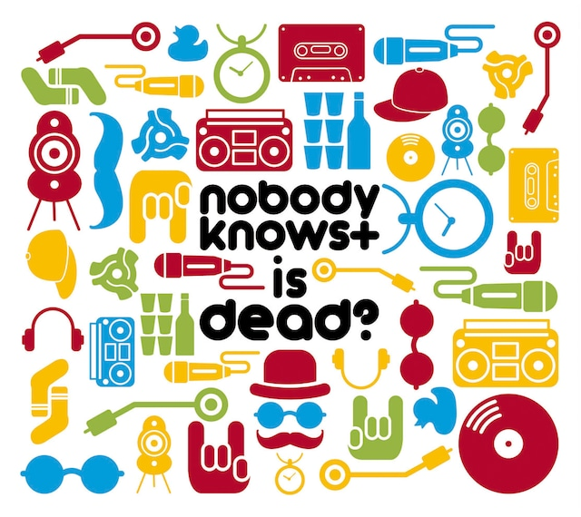 nobodyknows+「nobodyknows+ is dead?」ジャケット
