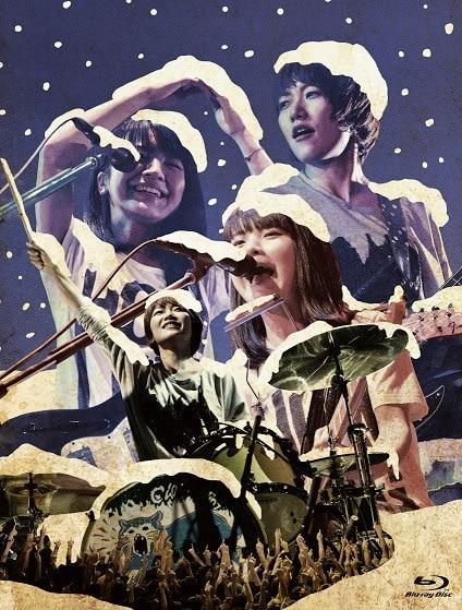 チャットモンチー「変身TOUR '13@Zepp DiverCity」Blu-rayジャケット