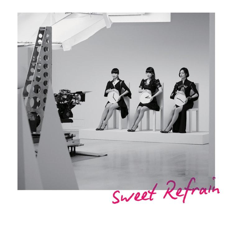 Perfume「Sweet Refrain」通常盤ジャケット