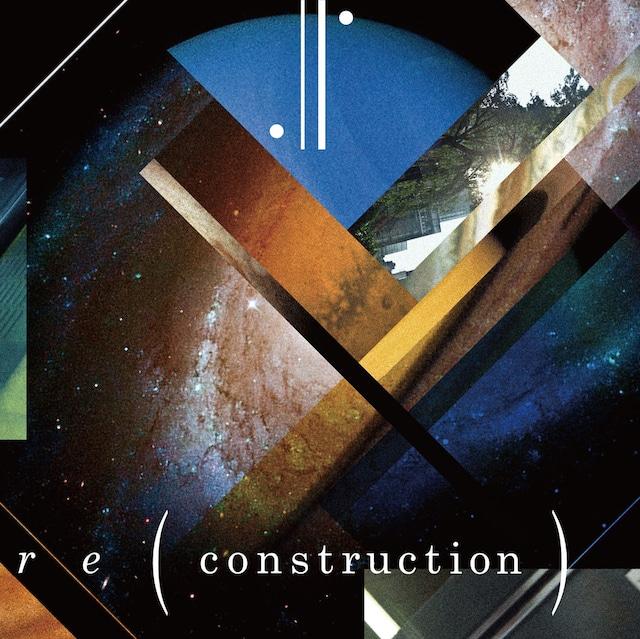 plenty「r e ( construction )」ジャケット