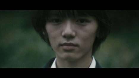 GReeeeN「僕らの物語」ビデオクリップのワンシーン。