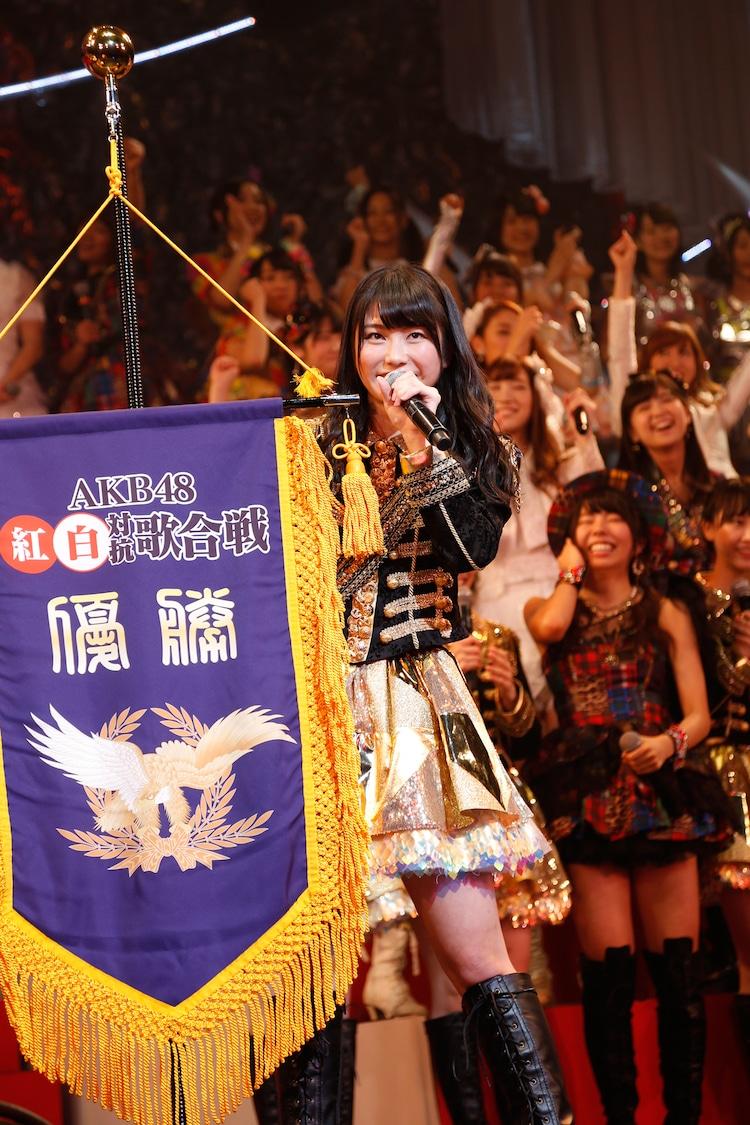Akb48 紅白対抗歌合戦 で国立競技場公演サプライズ発表 音楽ナタリー