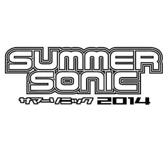 「SUMMER SONIC 2014」ロゴ
