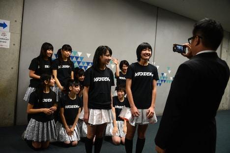 "「3B junior Live Final ""俺の藤井"" 2014」終演後にUstreamでも急遽""転入生""の2人が紹介された。"