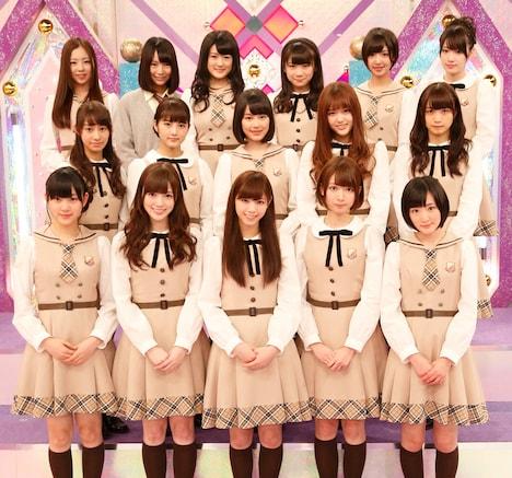 乃木坂46 8thシングル選抜メンバー