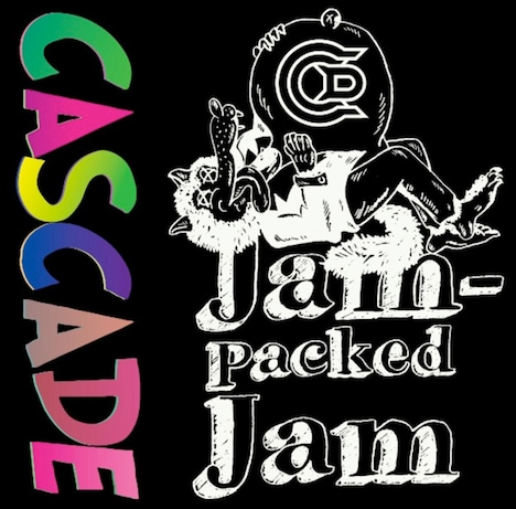 CASCADE「Jam-packed Jam」ジャケット