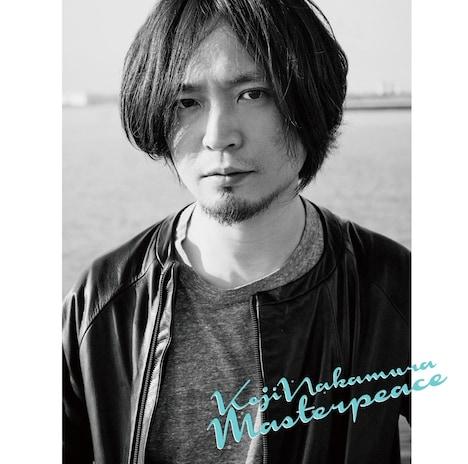 Koji Nakamura「Masterpeace」ジャケット