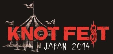 「KNOTFEST JAPAN 2014」ロゴ