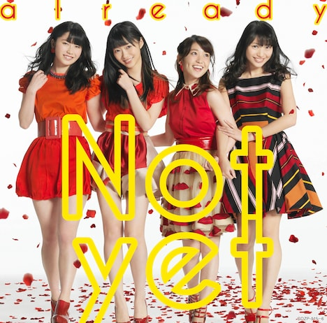 Not yet「already」Type-Aジャケット