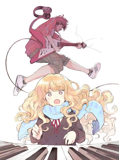 「フジキュー!!!」キービジュアル