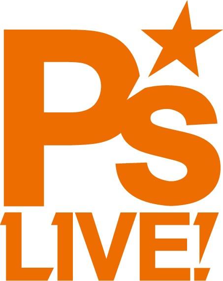 「P's Live」ロゴ