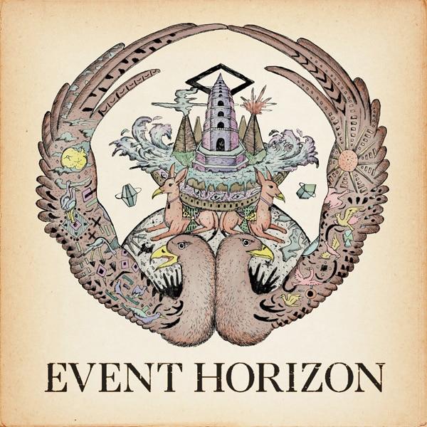 Serph「Event Horizon」ジャケット