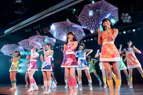 AKB48新チームA「恋愛禁止条例」初日公演の様子。 (c)AKS