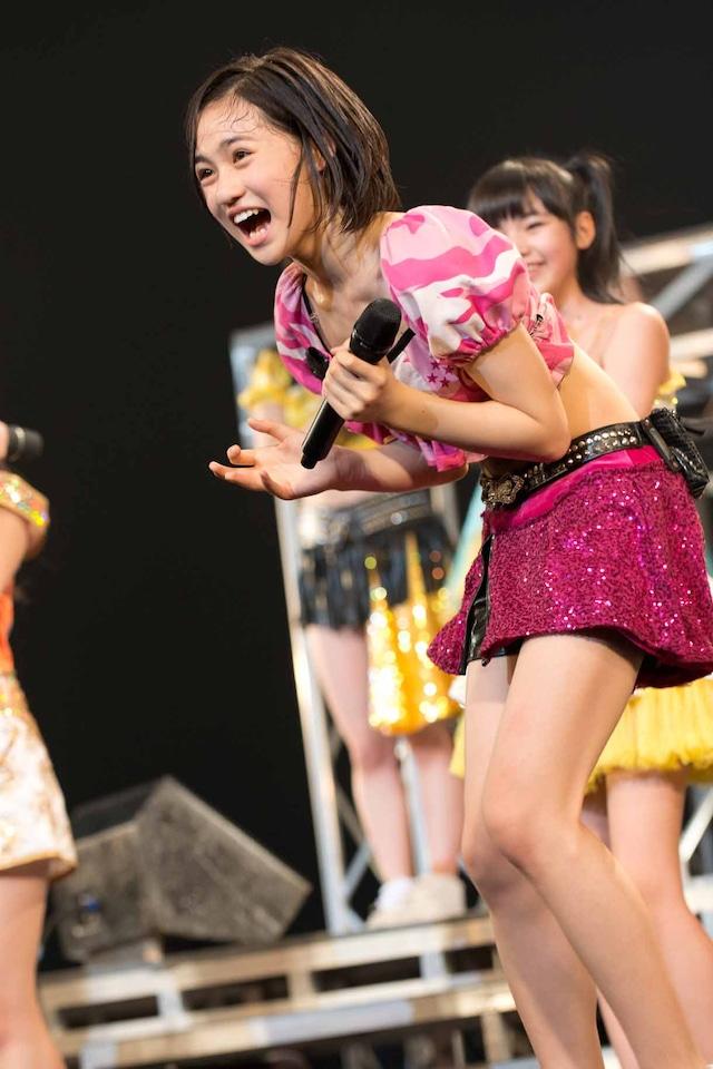 審査員特別賞(ダンス)を受賞した佐々木莉佳子。