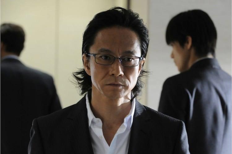 """""""一流の掃除屋""""を演じた中村達也。(c)テレビ朝日"""